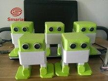 OTTO Robot pour Arduino Nano robotique Kit de fabricant de bricolage Open Source évitement dobstacles imprimante 3D programmation graphique Bluetooth