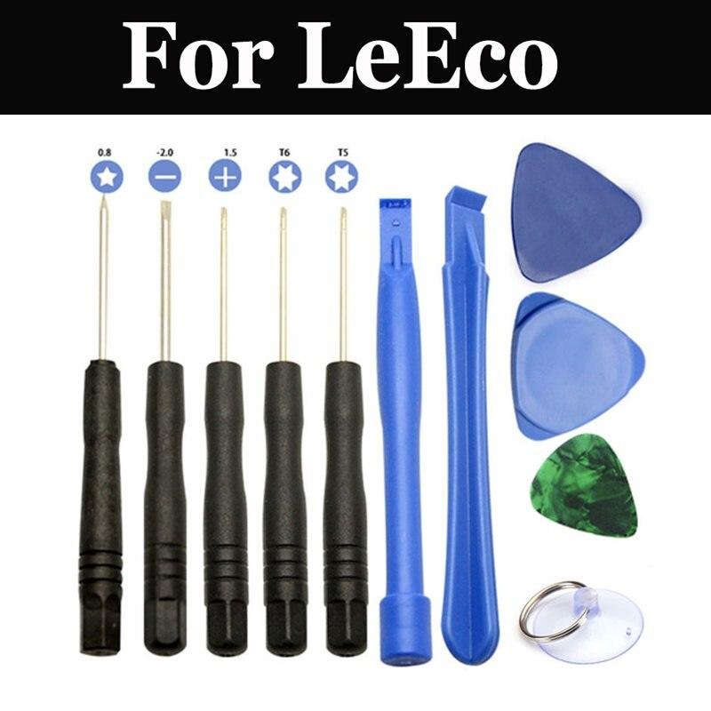 Kit de herramienta de la reparación de la herramienta de apertura de Metal para LeEco Le S3 bien cambiador de 1c Cool1 Dual Le Max Pro 2 Pro 3 Max 2 Pro 3 élite AI