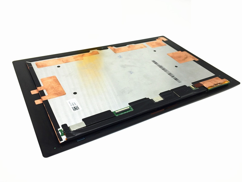 Para Sony Tablet Z2 Xperia smp511 smp512 smp521 smp541 Panel digitalizador de pantalla táctil negro + montaje de Monitor de Panel de pantalla LCD