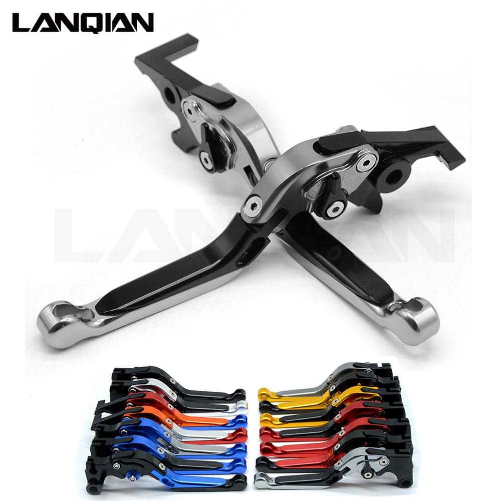 For Honda CBF600 / SA 2010-2013 CNC Motorcycle Accessories Adjustable Folding Brake Clutch Levers CBF 600 2010 2011 2012 2013