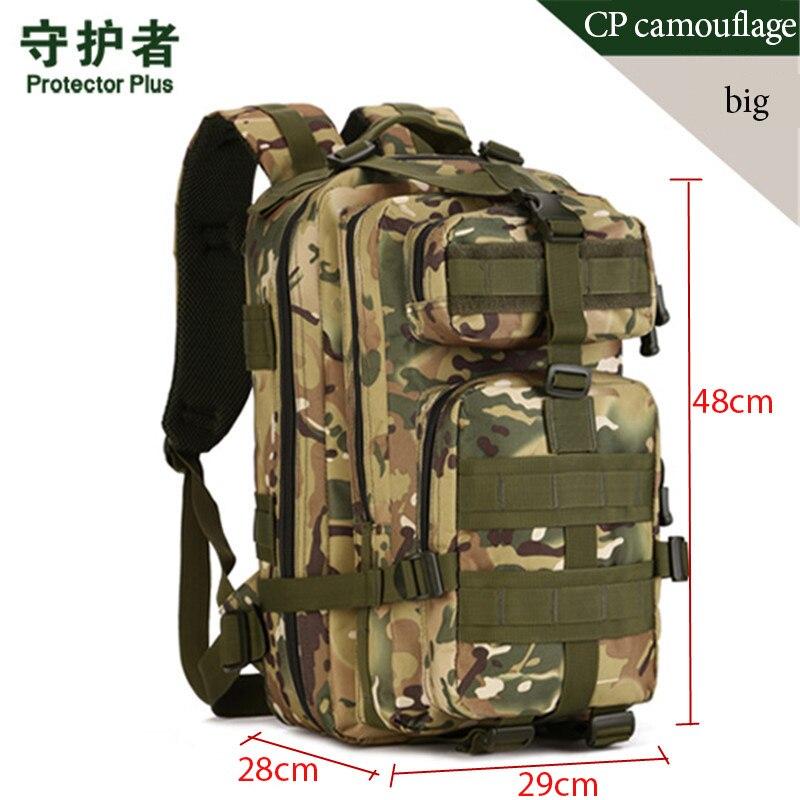 Mejor mochila militar para hombre casual 600 0 d nylon resistente al agua de alta densidad 40 litros mochilas escolares de moda 17 pulgadas