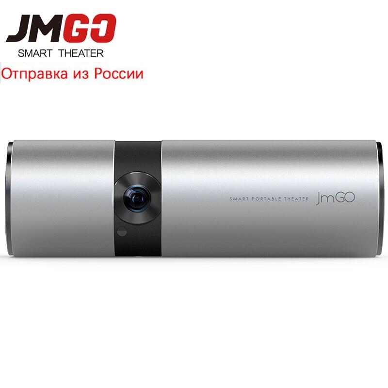 Jmgo-miniproyector P2, Proyector Led DLP de 1080P para Cine inteligente, Proyector portátil HiFi de 180 pulgadas, Full HD, con Wifi y Bluetooth