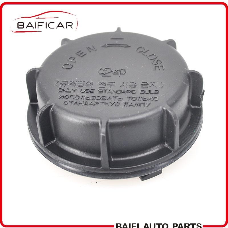 Baifar абсолютно новый настоящий налобный фонарь головной свет пылезащитный колпачок крышка 92140-2D000 для Hyundai Elantra 2003-2006 Santa Fe 2007-2012