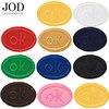 JOD Schwarz und weiß patch für kleidung aufkleber kleine loch mantel von kleidung geld tuch stickerei kleidung applique diy