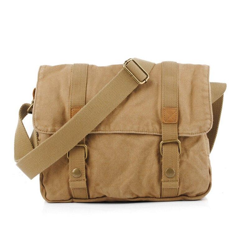 حقيبة أوراق قماشيّة رجال الأعمال حقائب كتف سفر الذكور المحمولة حقيبة الترفيه حقائب ساعي البريد الرجال Bolsa Masculina