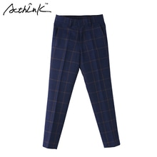 ActhInK-pantalon de mariage formel pour enfants   MC165, pantalon de costume Long, marque doux, Style Preppy, pantalon de fête pour enfants et de mariage