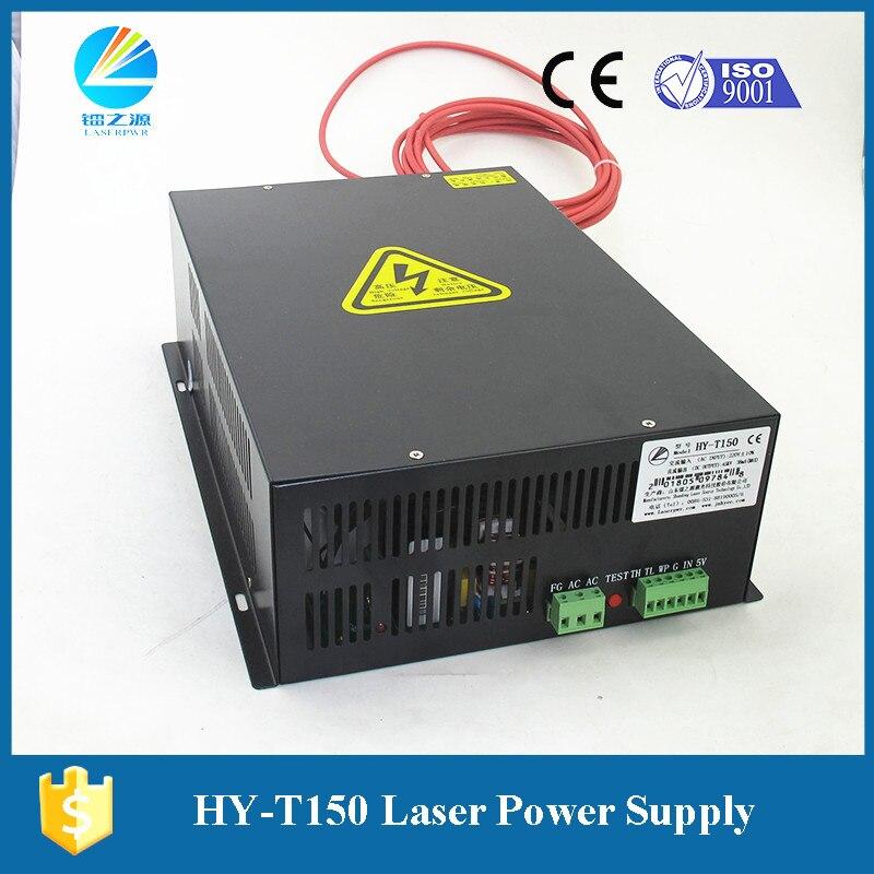 130watt,150watt co2 Laser Cutter and Engraver Power Supply HY-T150 Direct Manufactuere