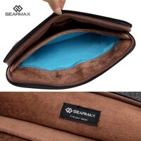 felt laptop sleeve 13 3 inch case for dell inspiron 13 14 15 notebook bag for lenovo 14 shockproof laptop case for xiaomi air 13