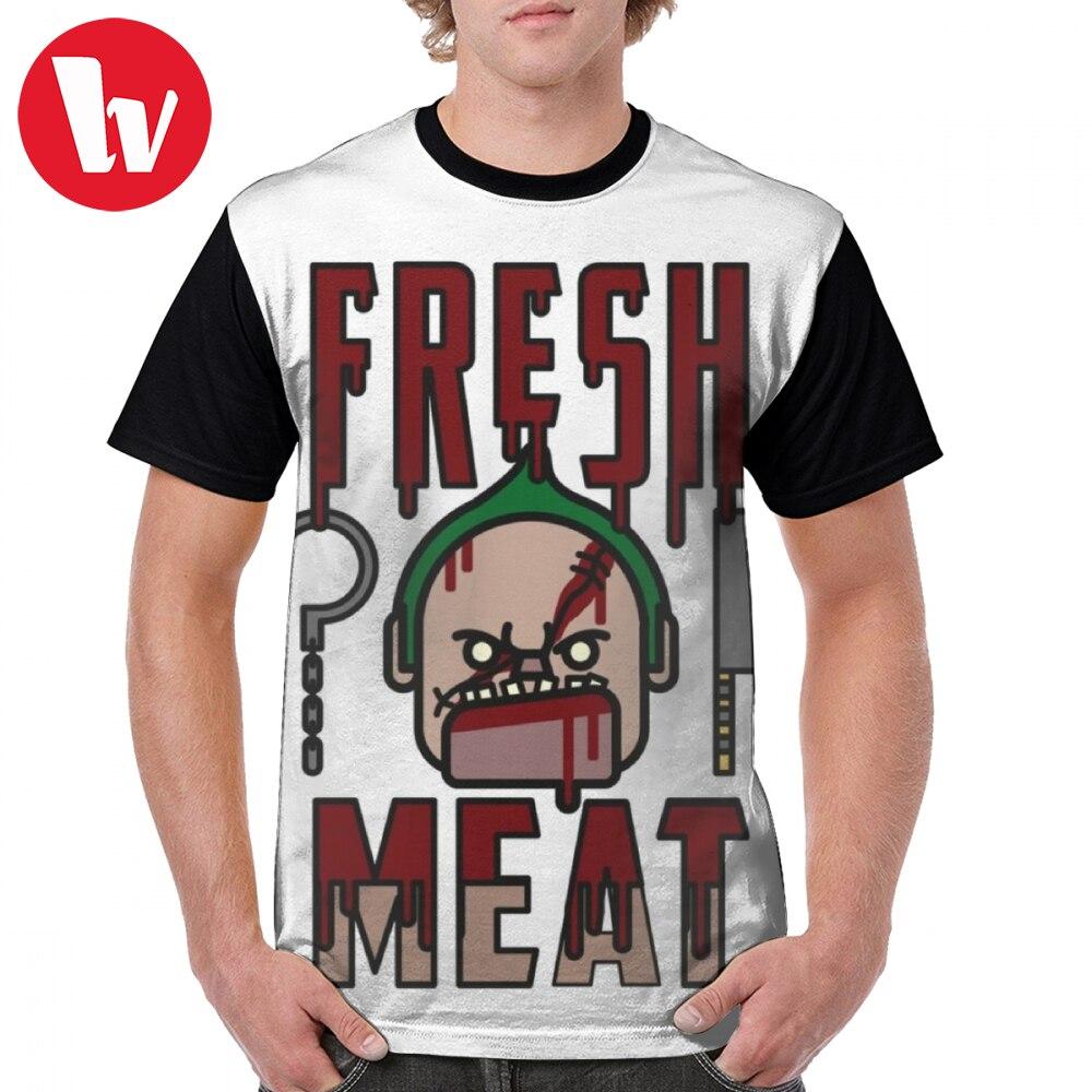 T-Shirt anti-émeute Pudge boucher Dota 2 VALVE T-Shirt Polyester hommes graphique T-Shirt amusant à manches courtes grande taille T-Shirt imprimé décontracté