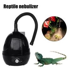 Humidificateur pour animaux de compagnie, 2,5 l, silencieux, réglable, pour reptiles, forêt tropicale, aménagement paysager, Terrarium, brumisateur