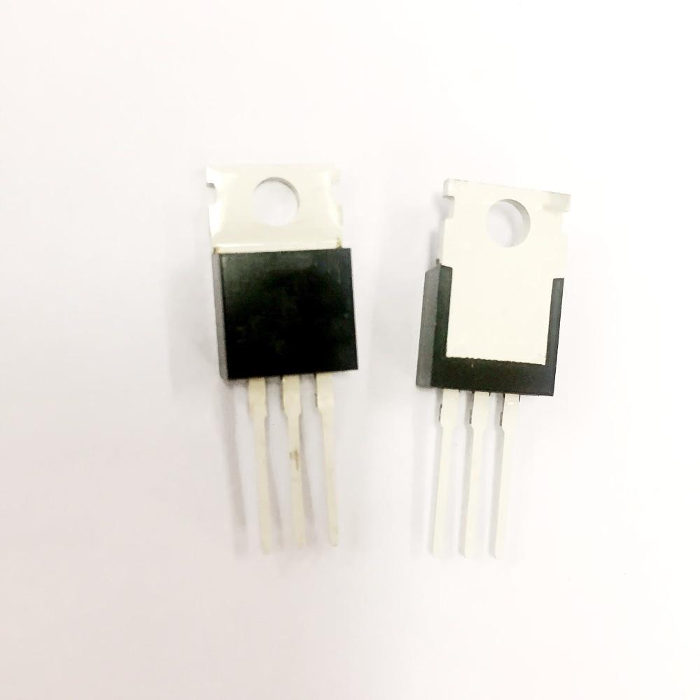IRF510 IRF520 IRF530 IRF540 IRF630 IRF640 IRF730 IRF740 IRF830 IRF840 Transistor-220