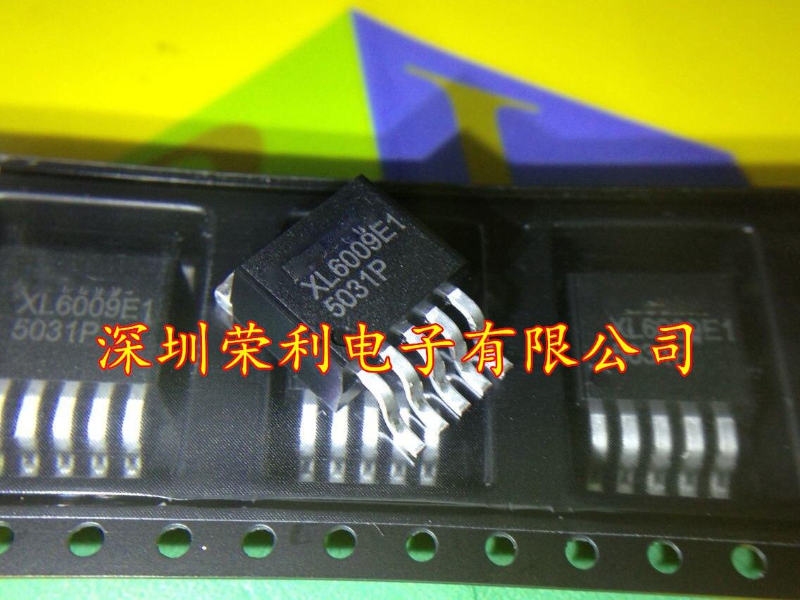 Envío Gratis 5 unids/lote XL6009 SMD TO263 impulso XL6009E1 puede reemplazar LM2577S DC nuevo original