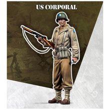1/35 UNS Corporal spielzeug Harz Modell Miniatur Kit unassembly Unlackiert