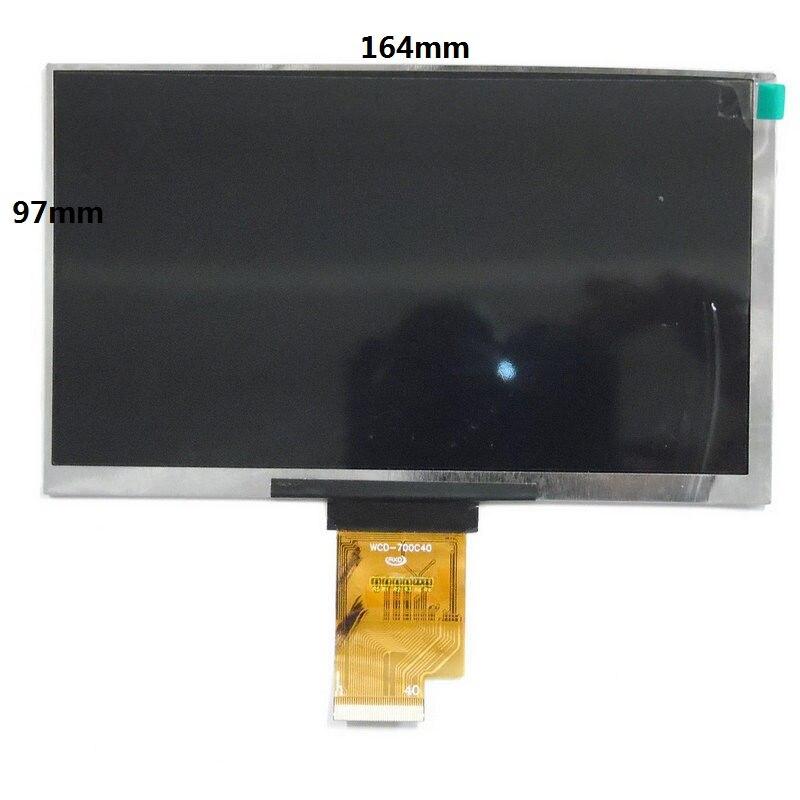 9 polegada para ir inteligente goclever tab a93.2 tablet pc tela lcd matriz de display lcd substituição da tela colorida