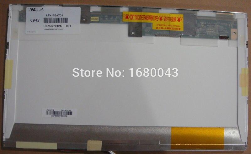 LTN156AT01 صالح LP156WH1 N156B3-L02 B156XW01 V.0 V.1 CLAA156WA01A N156B1-L0B N156B3-L02 30 دبوس شاشة LCD لوحة
