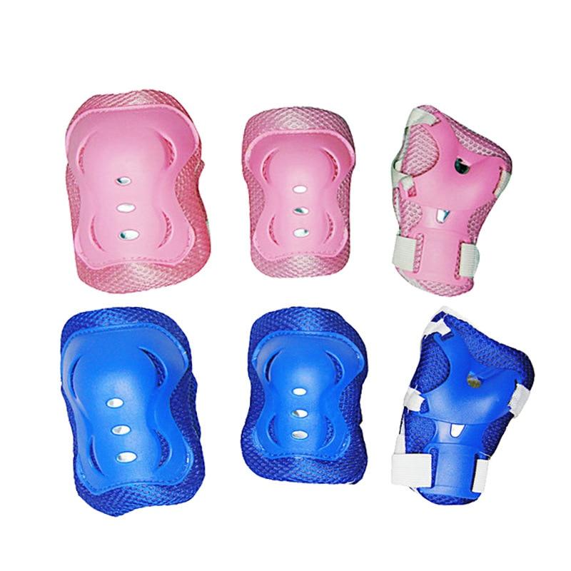 Nuevo Comfortabele chico almohadillas para monopatín Pols Beschermende guardia Gear Pad equipo de deportes de los niños