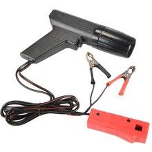 Дропшиппинг черный Профессиональный альт саксофон автомобиля Индуктивный сроки светильник тестер двигателя угла опережения зажигания оружейного цилиндра ксеноновая лампа детектор