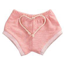 Infant Children Kids Solid Briefs Baby Boys Girls Shorts Bottoms Beachwear Toddler Beach Pants Bloomers 0-4T Swim Brief Swimwear