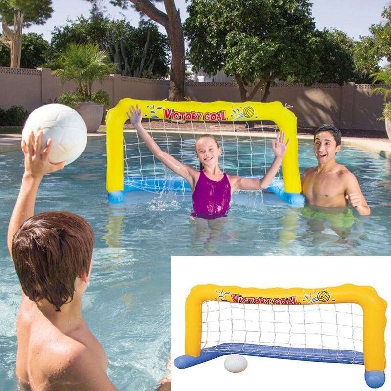 Надувной поплавок для бассейна, вечерние игрушки для игры в волейбол, баскетбольный мяч, водный матрас, спортивные игры для взрослых, подарк...
