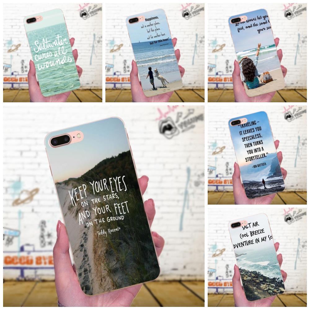 Regalo de viaje de viajar por el mundo para Huawei Mate 7 8 9 10 20 P8 P9 P10 P20 P30 Lite Plus pro 2017 casos del TPU Fundas