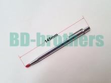 Cortador de vidrio de diamante con letras de carburo con punta para grabar bolígrafo para teléfono tableta PC de vidrio de corte de pantalla 50 unids/lote
