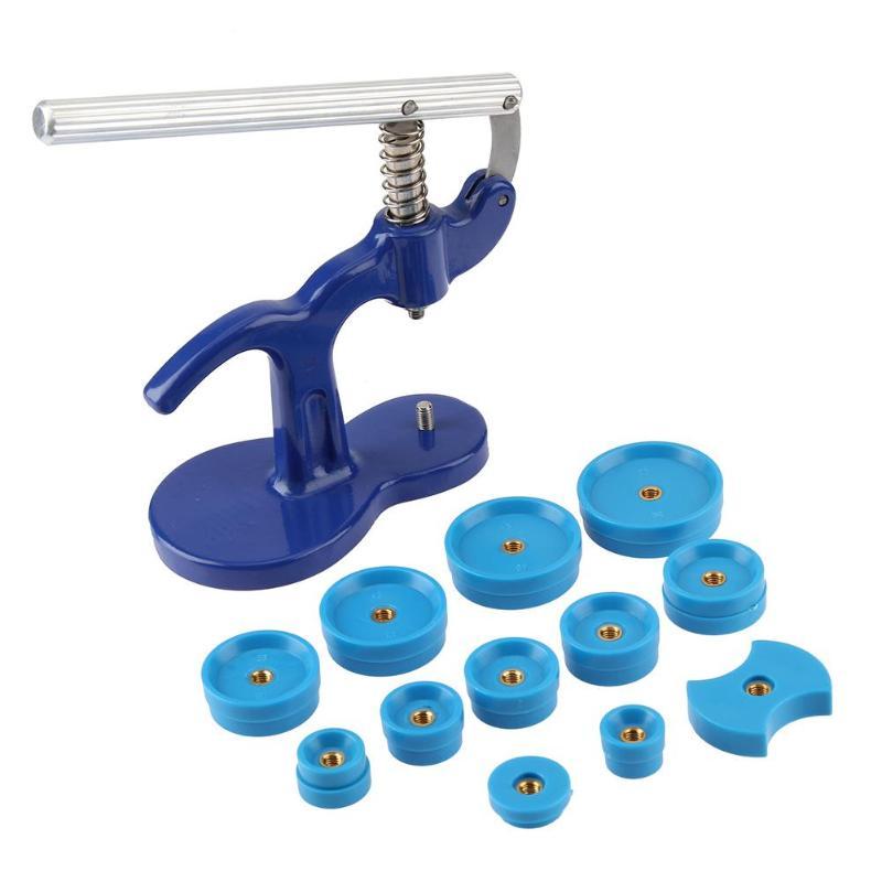 JOCESTYLE, herramientas para relojes de reparación, cubierta posterior a presión, reloj cambiante, baterías de reloj, herramienta de relojería, juego de prensa