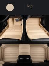 Chevrolet AVEO CRUZE CAPTIVA SAIL TRAX Equinox Malibu 방수 내구성 카펫 전용 맞춤형 특수 자동차 바닥 매트