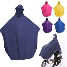 Manteau de pluie à capuche pour vélo   Imperméable pour vélo hommes femmes, Poncho Cape de pluie, manteau de pluie coupe-vent, mobilité, housse pour Scooter