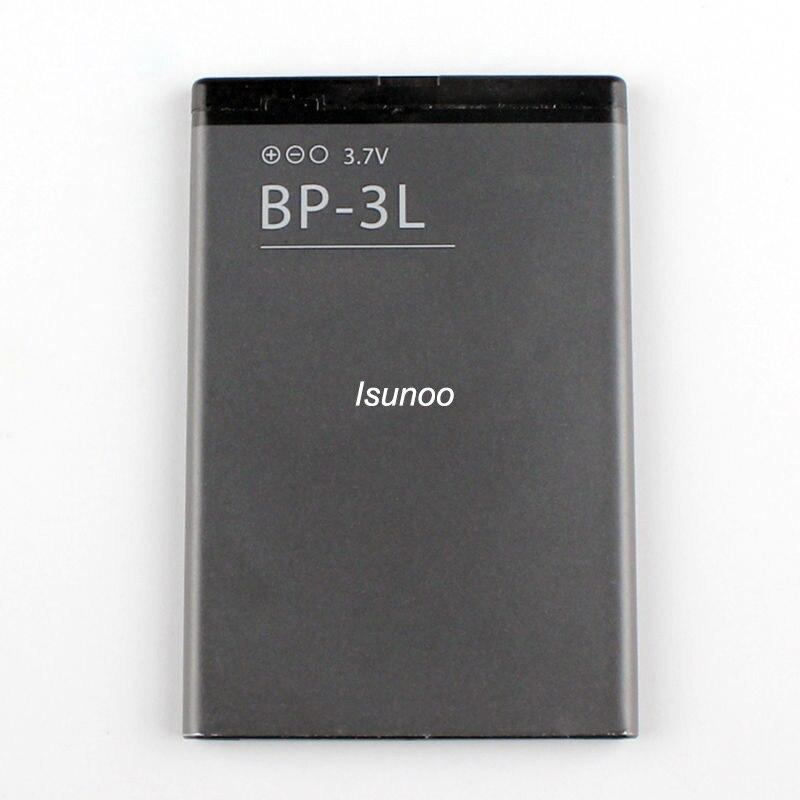 ISUNOO BP-3L BP3L Batería Del Teléfono móvil para NOKIA Lumia 710, 610,...