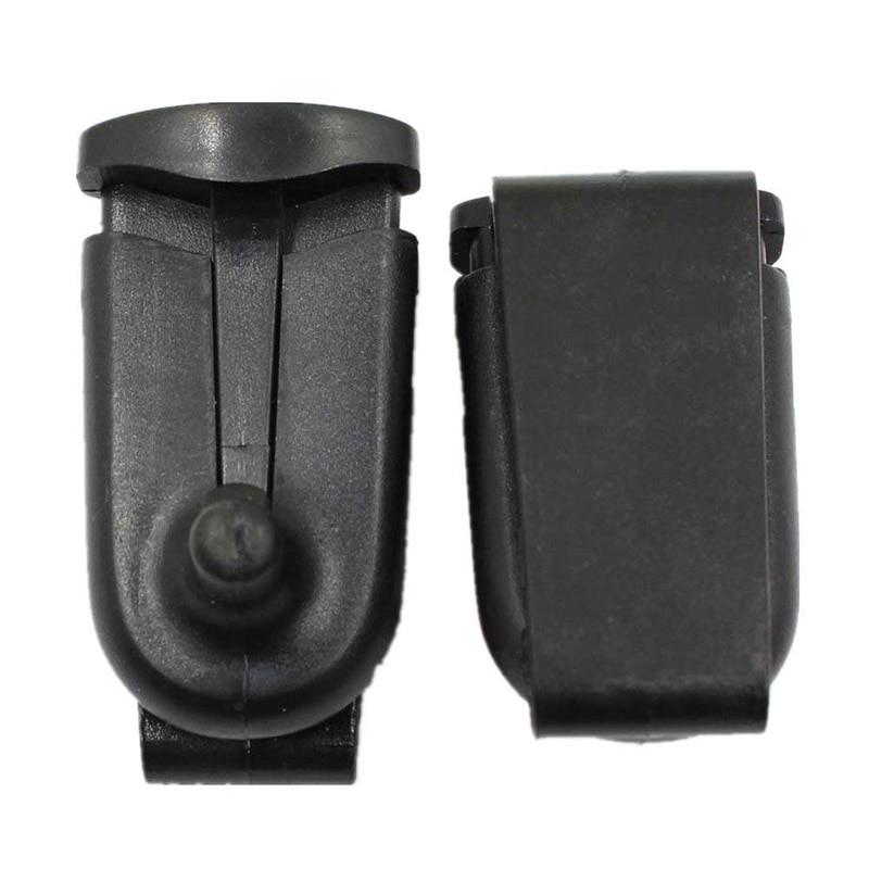 Clip de cinturón para Walkie Talkie de Radio portátil Motorola talkabon T6200 T5728 T5428 T5428 T5720 T5420 T5628 T9000 T289 Sx750