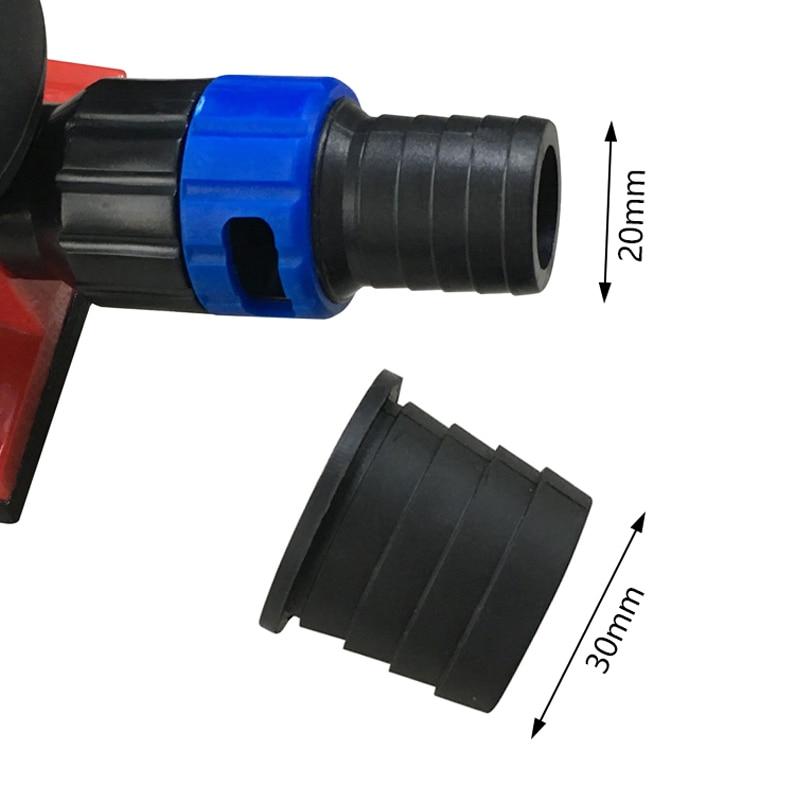 Pad de șlefuit 1 buc, bloc de șlefuit manual cu extracție de praf - Instrumente abrazive - Fotografie 5