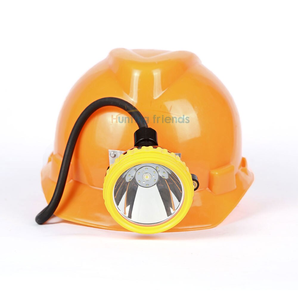 LED Mining Cap Lamp Safety Mining Headlamp KL4LM(B).P Waterproof Mining Light Explosion Rroof Lights for Hard Hats For Outdoor enlarge