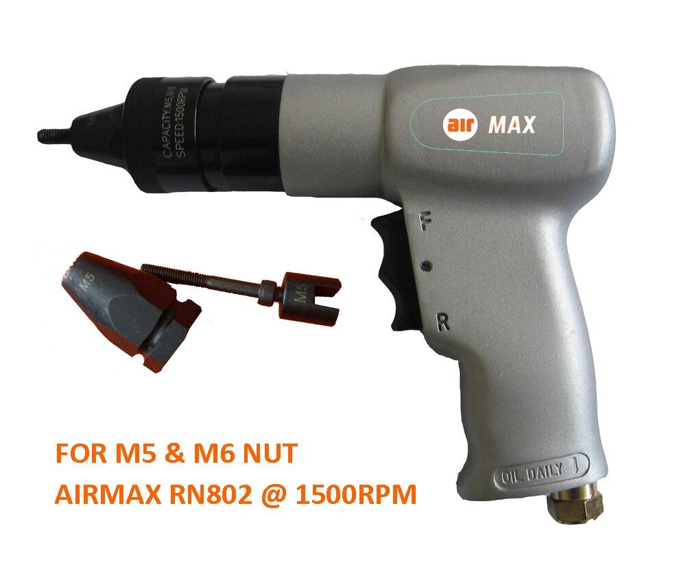 Воздуховод RN802 для заклепок M5, M6 (не включает Таможенный налог)