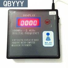 QBYYY 100 mhz-1000 mhz fernbedienung frequency reader 100 MHz-1 GHz Frequenzmesser für garage auto fernbedienung opener