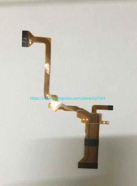 NUEVA cable flexible de LCD para cámara de vídeo JVC GZ-HD10 HD10AC...