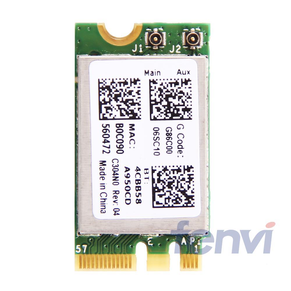 Nuevo 150Mbps Wlan Broadcom BCM943142Y Wireless-N M.2 NGFF WiFi Bluetooth 4,0 802.11b/g/n 150M de red inalámbrica Mini tarjeta