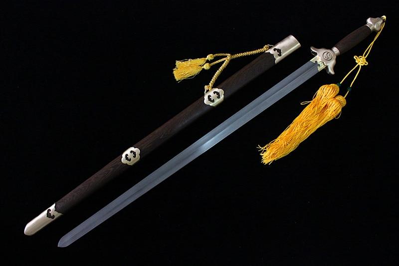 Tai Chi espadas rectas TaiChi Jian Maestro de espadas rectas