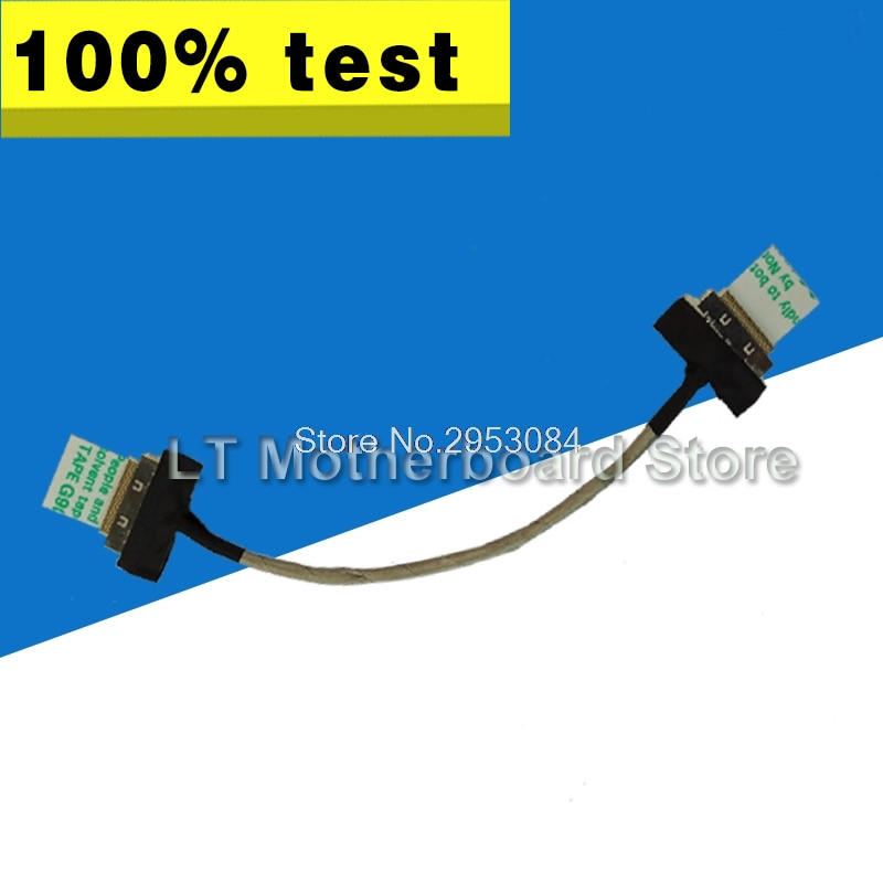 Оригинал для ASUS G750J G750JH G750JS G750JX G750JZ G750JW-1A USB PCB кабель 1400-01350200 1414-08DR000