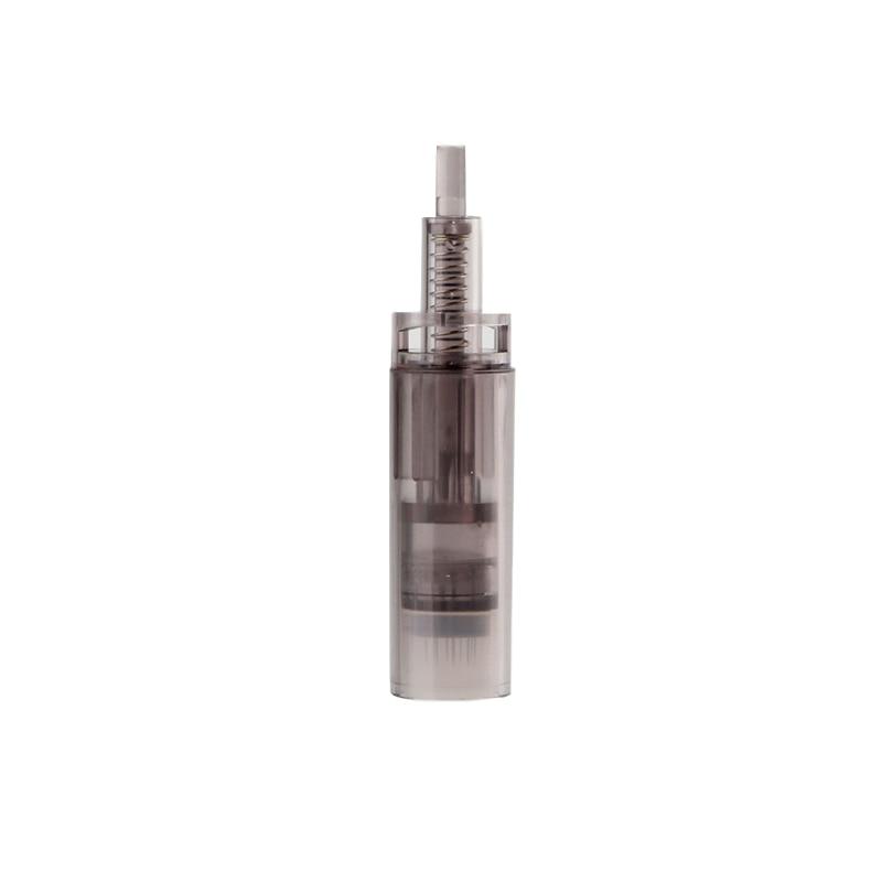 10pcs Microneedle For Ultima dr. pen A7 Electric Derma Pen Needle Cartridges 9 12 24 36 42/nano pin Needle Tips micro-needle enlarge