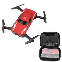 GW186 Selfie Foldable Drone Folding Wifi 0.3MP Camera FPV Phone Voice Control Pocket Dron RC Quadcopter Altitude Hold