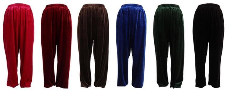 Осень и зима Тай Чи Кунг фу Брюки Боевые искусства спортивные брюки для женщин