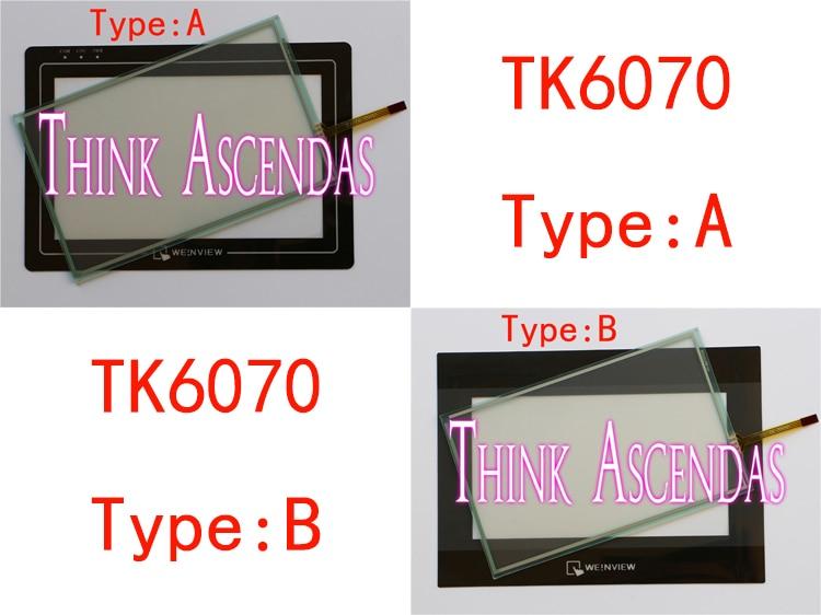 1 pcs New TK6070 TK6070iH3WV TK6070iK TK6070iH TK6070iH2WV TK6070iK3WV película Protetora/Touchpad