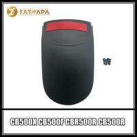 CB500 CBR500 Motorcycle Accessories ABS Fairing Lengthen Ago Fender FOR Honda CB500X CB500F CBR500R CB500R