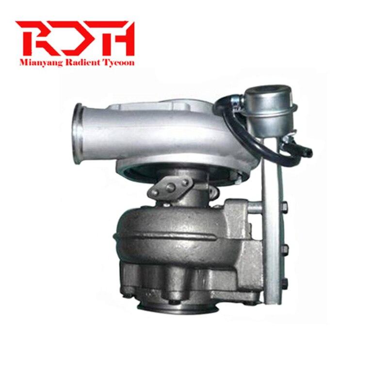 De leste 3536405 3537285 3537286 3590678 turbo turbocharger para cummins hx40w fot 6 6CTA motor truck Marinha Euro 2