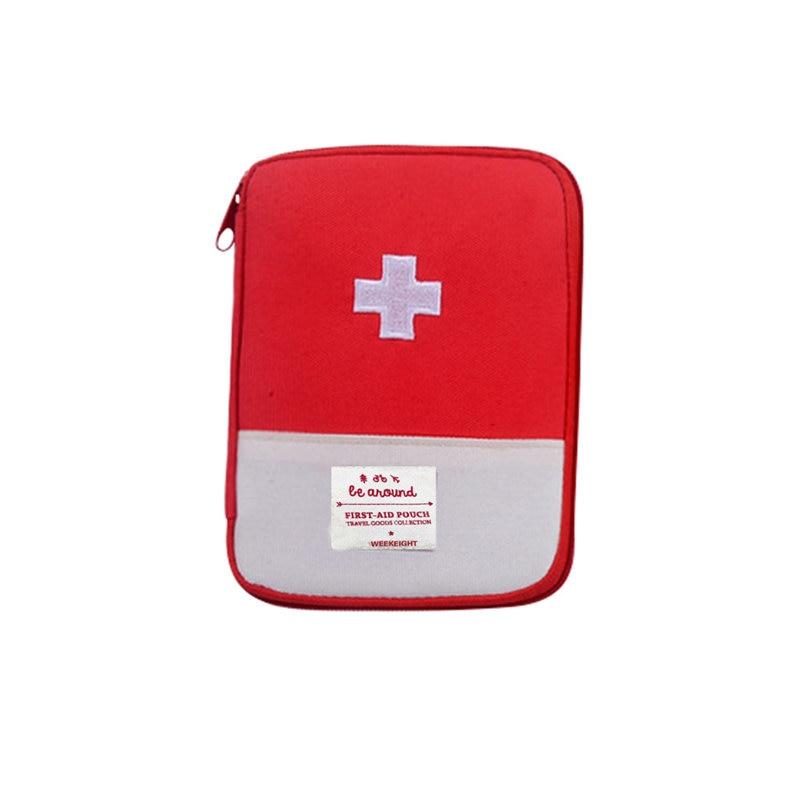 Medical Bag Emergency Survival Drug storage Kit Treatment Outdoor Home Rescue Drug storage package