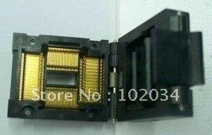 100% جديد FPQ-100-0.65 IC اختبار المقبس/مبرمج محول/حرق في المقبس (FPQ-100-0.65-16)