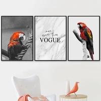 Affiches et imprimes de garcons avec citations de mode colorees  toile dart murale  peinture nordique  images murales pour salon  maison