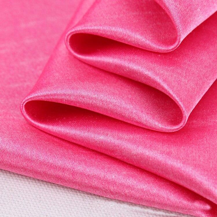 Мода 100% полиэстер сатин Dupion ткань для платья