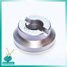 Livraison gratuite en acier inoxydable 36.5mm anneau ouvre-montre, outils de réparation de montre pour ouvrir la coque arrière de la montre