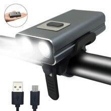 WasaFire nouveau 2 * T6 LED lumière vélo avant lumière USB rechargeable vélo accessoires luces bicicleta vélo phare farol vélo